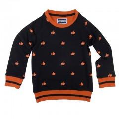Legends22 sweater zwart OK