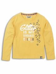 Dutchjeans t-shirt geel